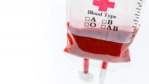 輸血用血液不足が深刻に(9月2日)