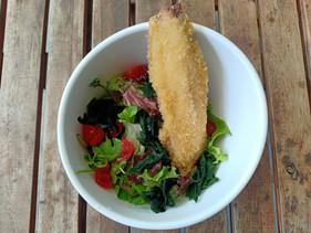 南国鯛でカンタン!健康料理~ピリ辛そうめんサラダ