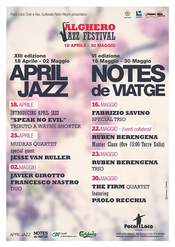 Jazz Festival Alghero 2014