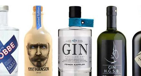 Gin-Tasting in den eigenen vier Wänden