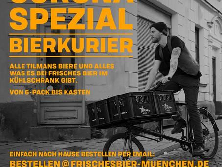 München kreativ in der Not