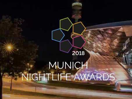 Drei Gewinner-Bars bei den Munich Nightlife Awards