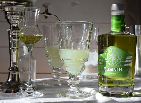 Cosmic Spirits: Gin und Absinth aus München