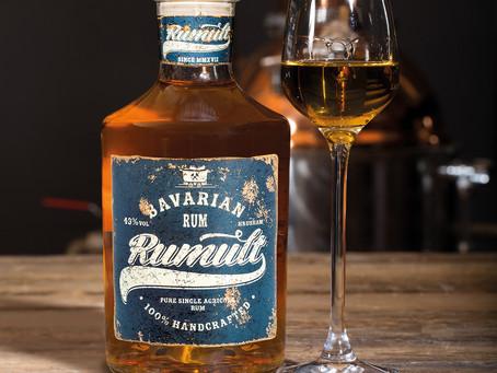 Bavaria kisses Mauritius: Lantenhammer präsentiert RUMULT Bavarian Rum