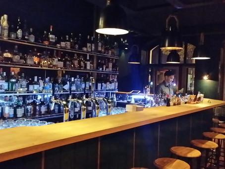 Vertigo Bar: Schwindelerregende Mixturen