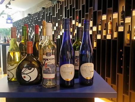 Geschmacksprofil ermitteln lassen im neuen Pieroth Wine Loft