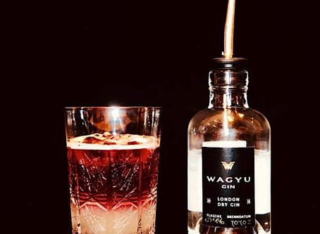 Wagyu Gin: Flüssige Fleischeslust