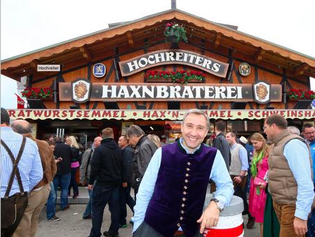 Im Gespräch: Dieter Hochreiter (Biergarten Viktualienmarkt)