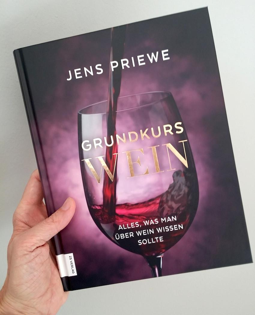 """""""Grundkurs Wein""""-Cover"""