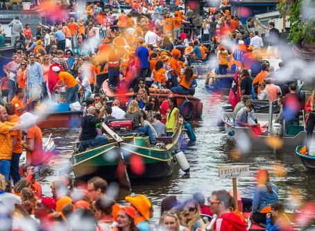 """Oranjegekte"""": Im Zeichen von Orange"""