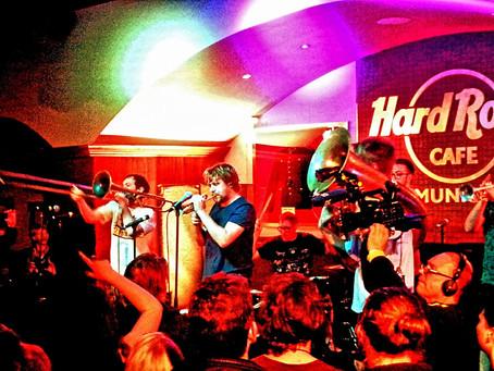 Happy birthday, Hard Rock Café München!