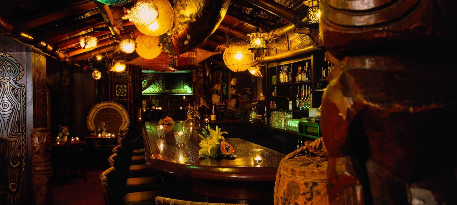 Menehune & Trader Vic's Bar