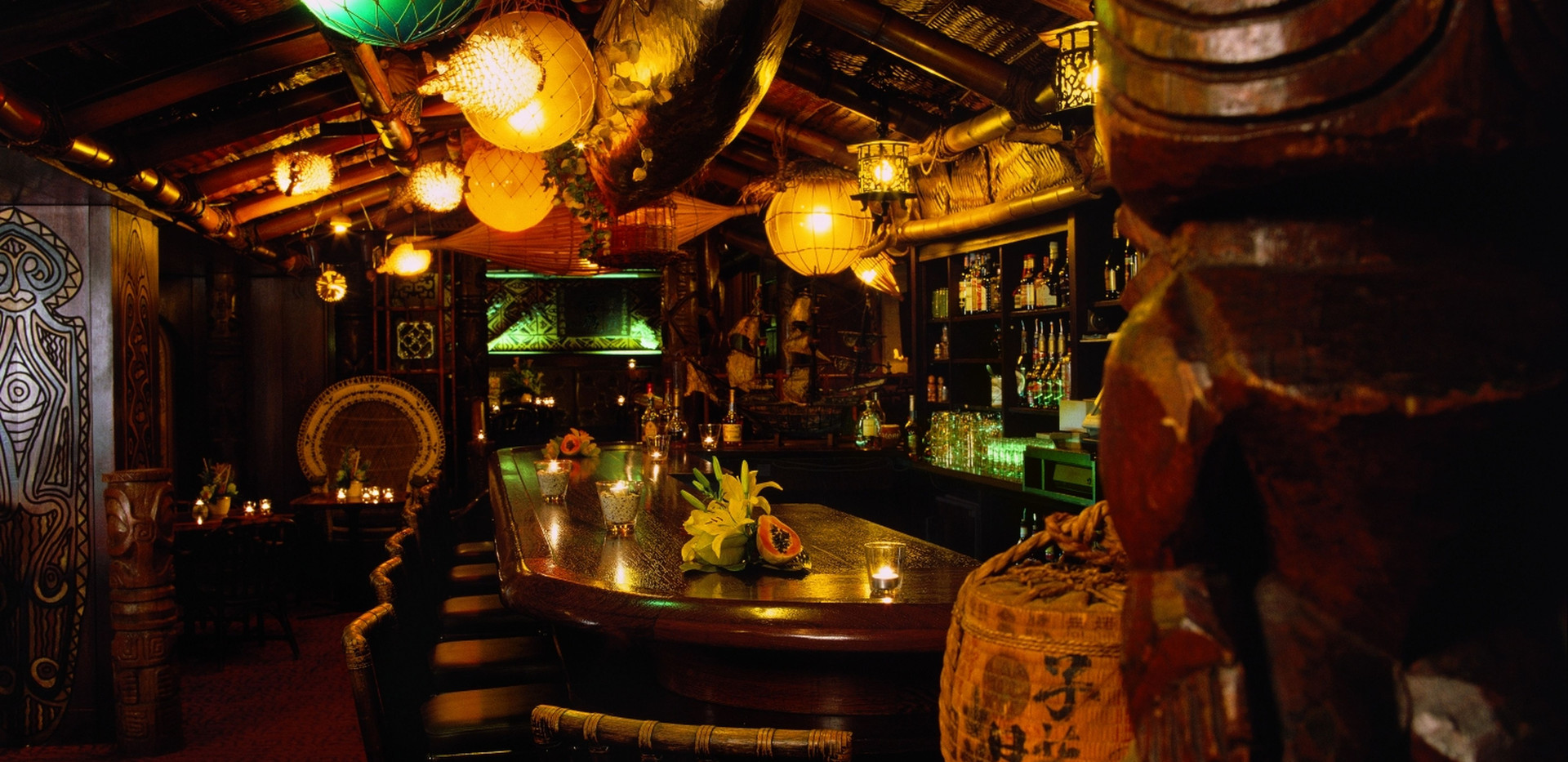 Trader Vic's / Menehune Bar