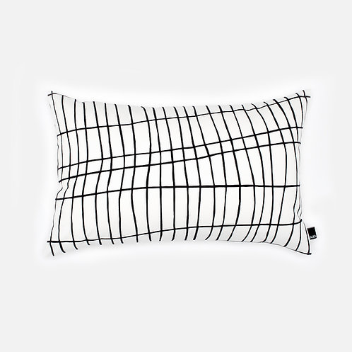 Slussen (Site fencing) - Cushion cover