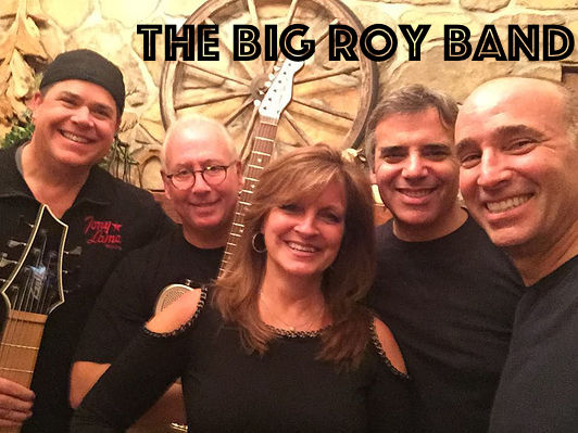 the big roy band