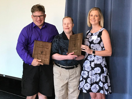 2018 Distinguished Service Awards
