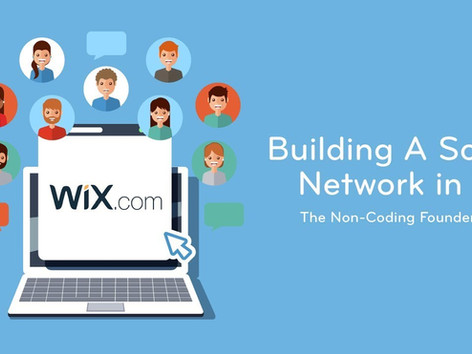 Building A Social Network in Wix | Part 23 | Linking To A Dynamic Page in Wix