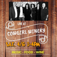 Fields of Eden at Cowgirl Winery