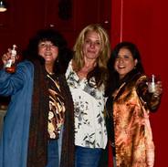 Kiki, Jacqueline Kabat & Linda Arceo