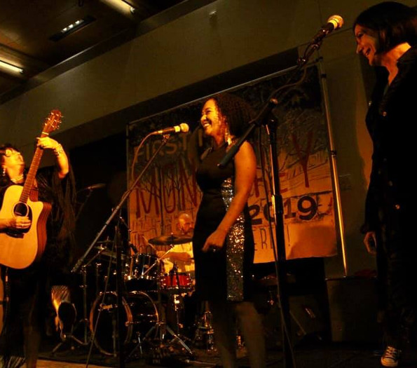 The Band Live at Steinbeck Ballroom
