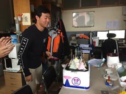 2016.10 B.G. Park's birthday