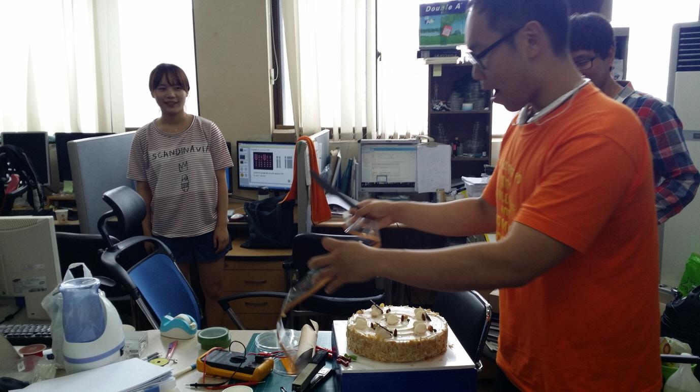 2016.07 J.W. Jung's birthday