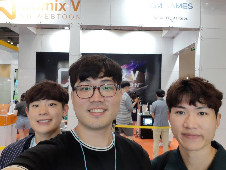 2018.07 Korea VR festival