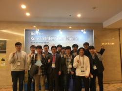 2019.04 KMEMS  conference