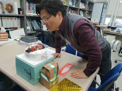 2018.12 Prof.Ko's birthday