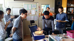 2016.09 Y.Jung, C.W. Jang's birthday