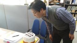 2016.12 Prof. Ko's birthday