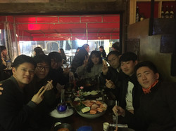 2017.02 Farewell party
