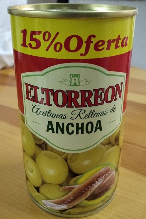 """ACEITUNAS """"El Torreón"""""""
