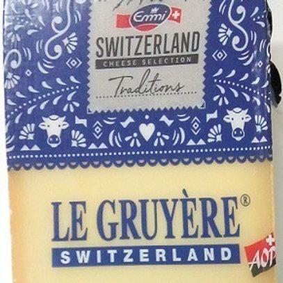 LE GRUYÈRE SWITZERLAND