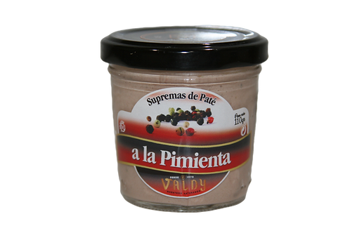 Paté a la Pimienta