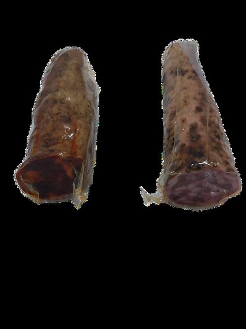 Tacos de Chorizo y Salchichón Ibérico de 1ª