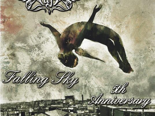 Scarlet Aura Release 5th Anniversary Edition Of Their Legendary Album 'Falling Sky'