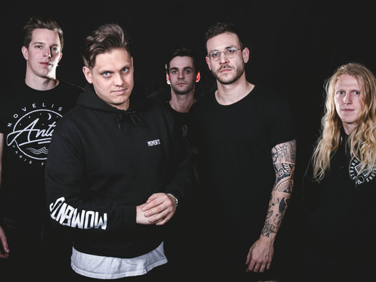 Deadlines Release Two Lyric Videos 'Paradise' and 'Fugitive'