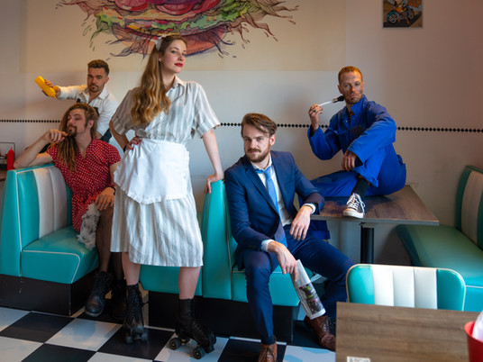 El Fatso Premiere New Single And Music Video 'Touch Base'