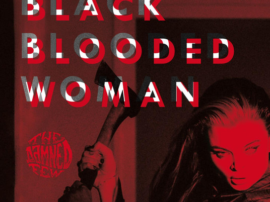 The Damned Few Release Their New EP 'Black Blooded Woman'