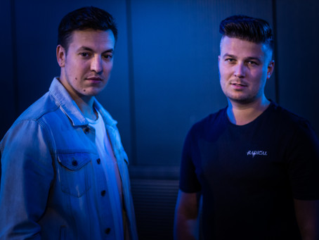 Exclusive Premiere: Here's 'Null Void' By The Cinematic Electro-Prog Duo Ghost Echo