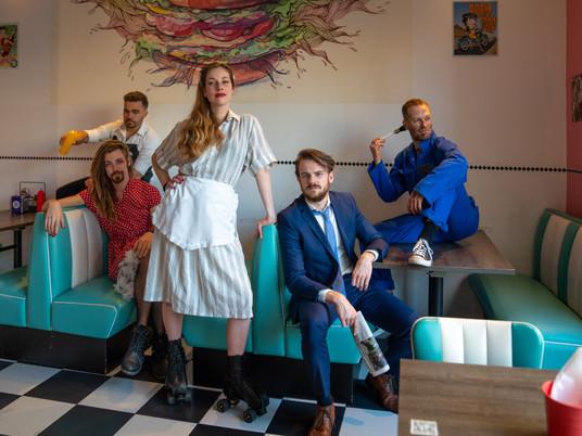 El Fatso Release Their New EP Rock'n'Roffa