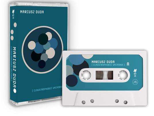 Mariusz Duda Presents 'Escape Pod' - 'Claustrophobic Universe' Now Available On Cassette Tape