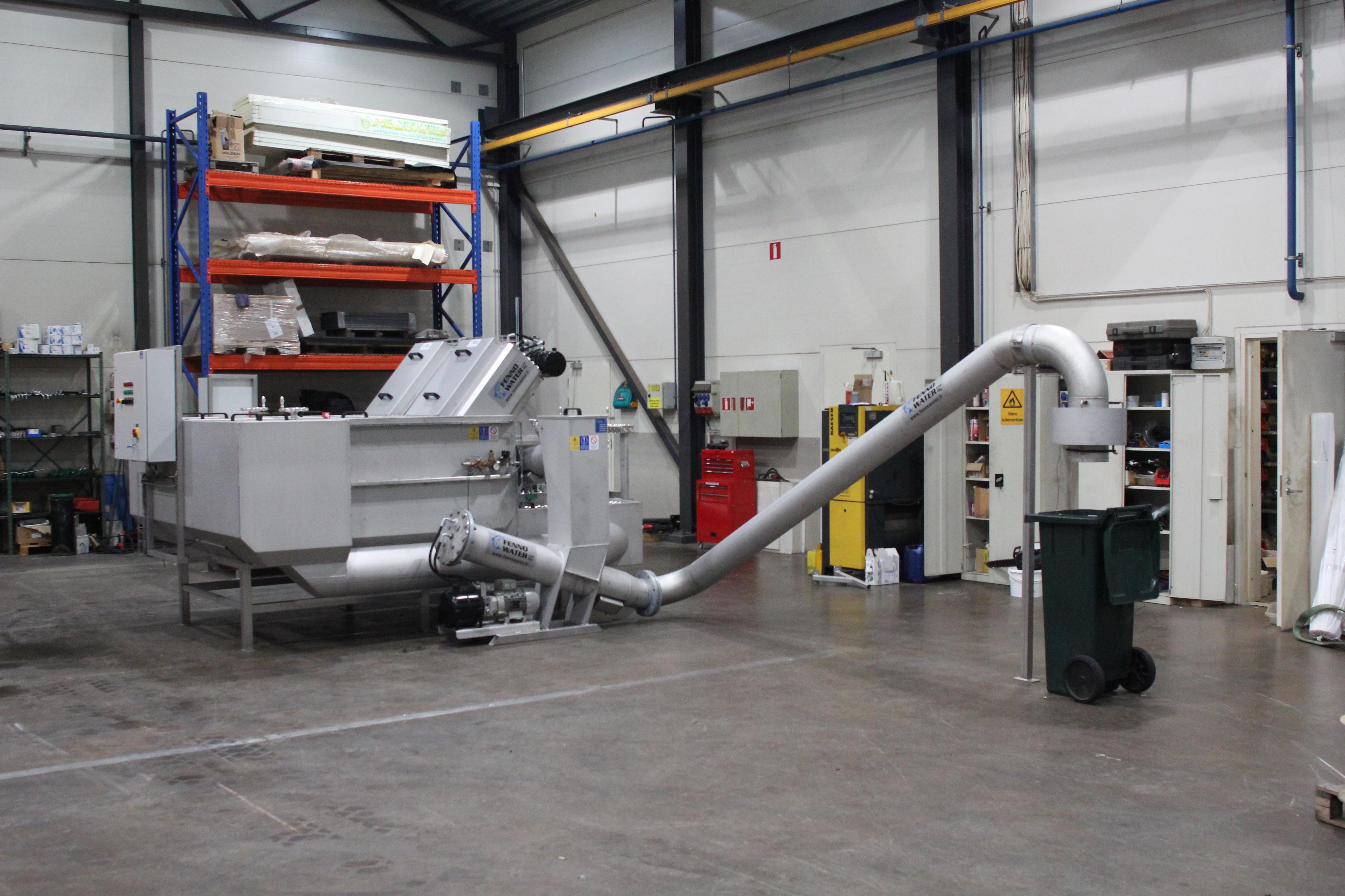 Гидравлический пресс отходов FW-PMT