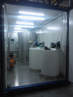 Установка флотации Fenno Water