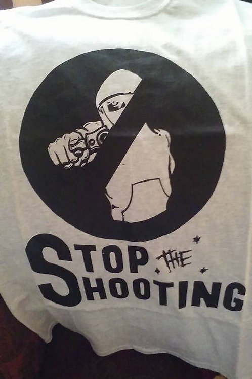 STOP THE SHOOTING T-SHIRTS