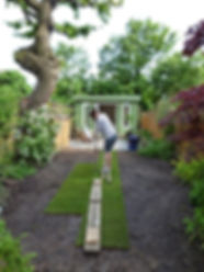 Laying turf, pruning, seasonal tasks, weeding, mulching, tidy,
