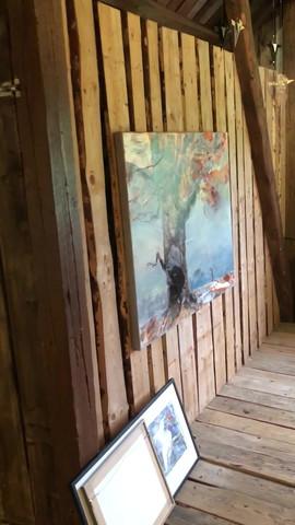 Bilder utstilling Galleri Rønningen