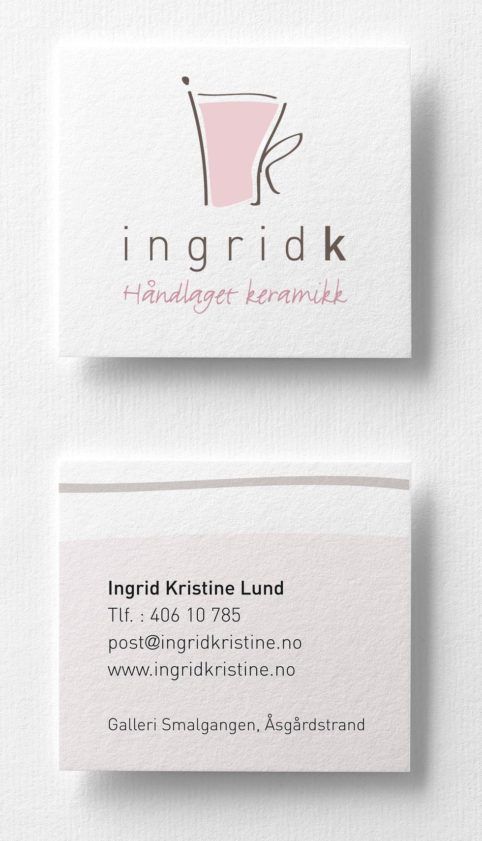 Logodesign og identitet