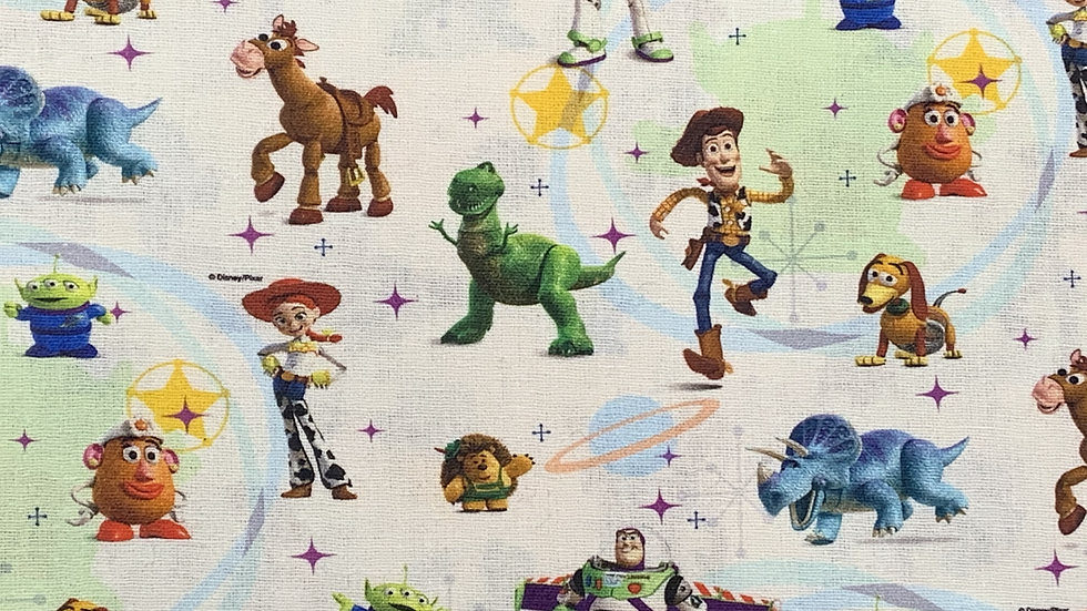 Toy Story 100% Cotton